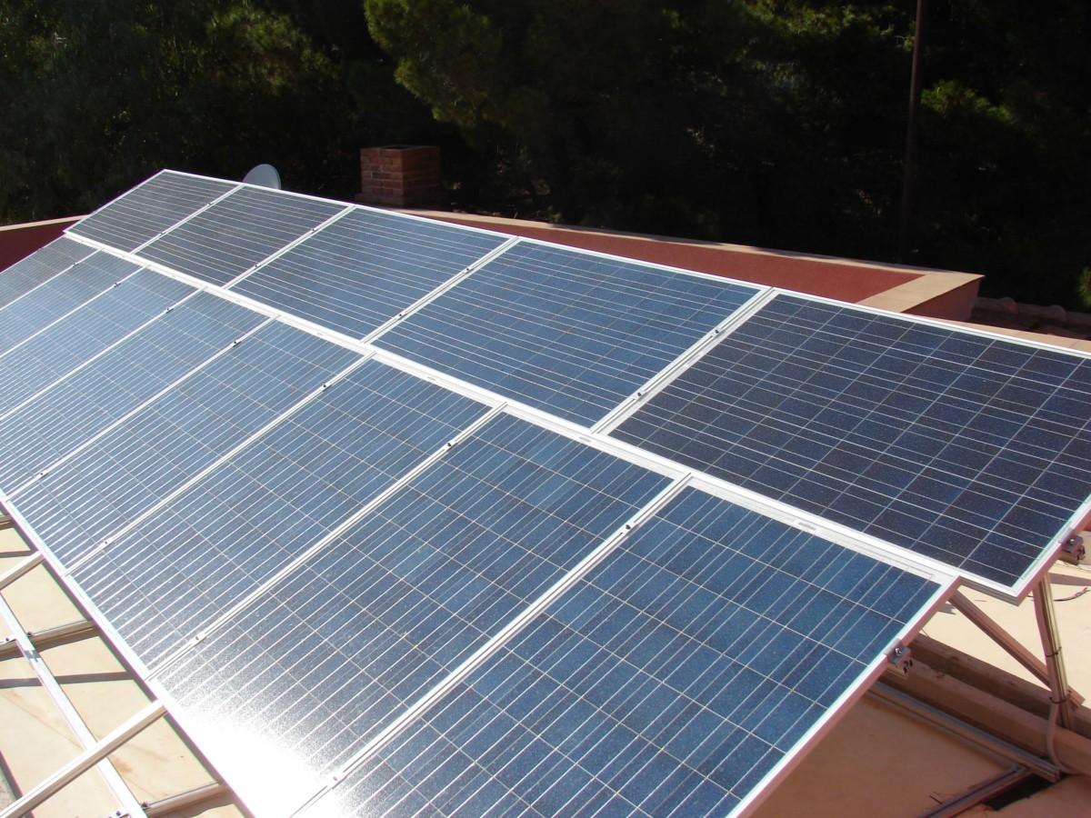 Erice-fotovoltaico Erice Impianti realizzati