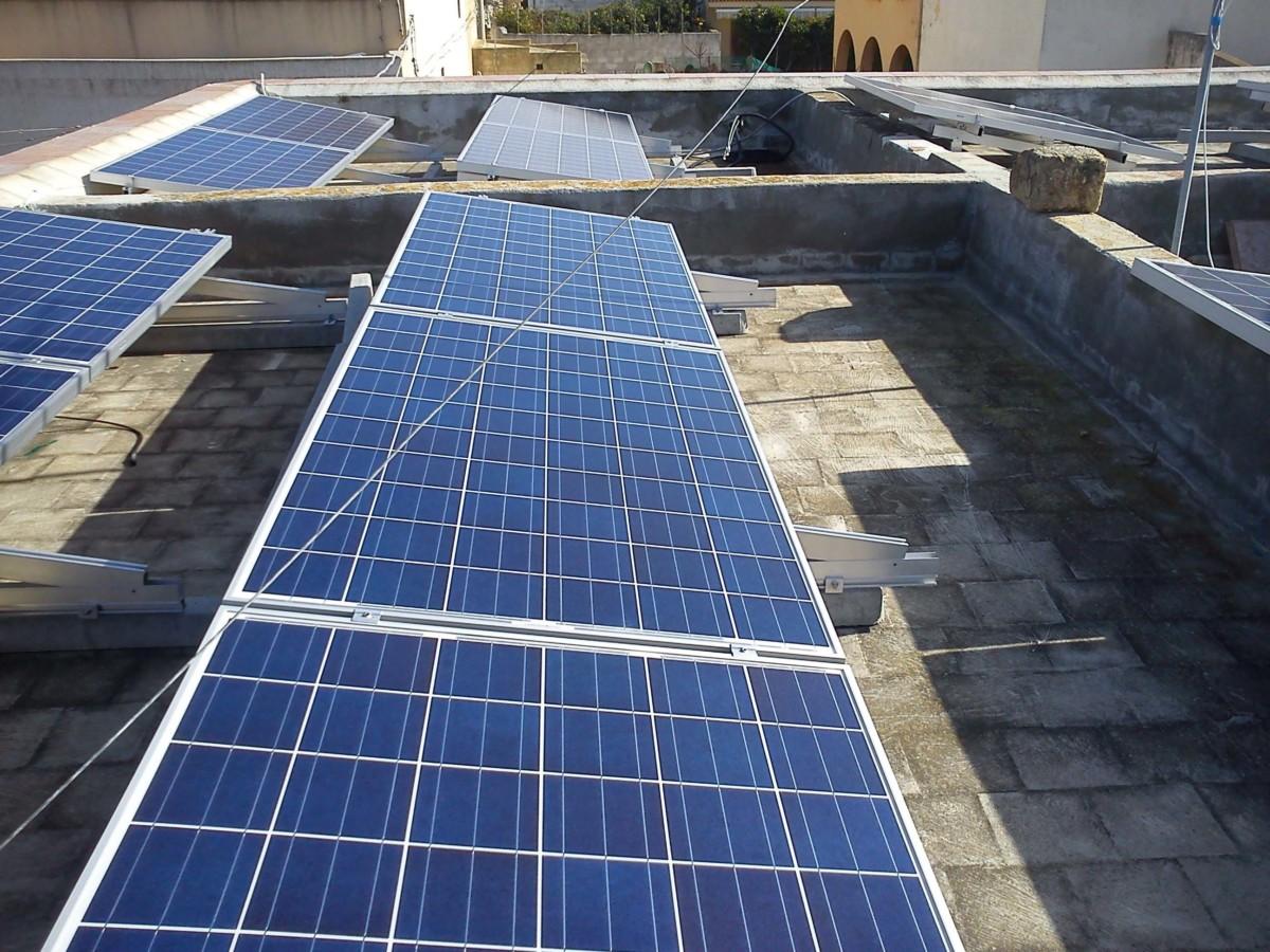 Fotovoltaico-Petrosino Impianti realizzati Petrosino