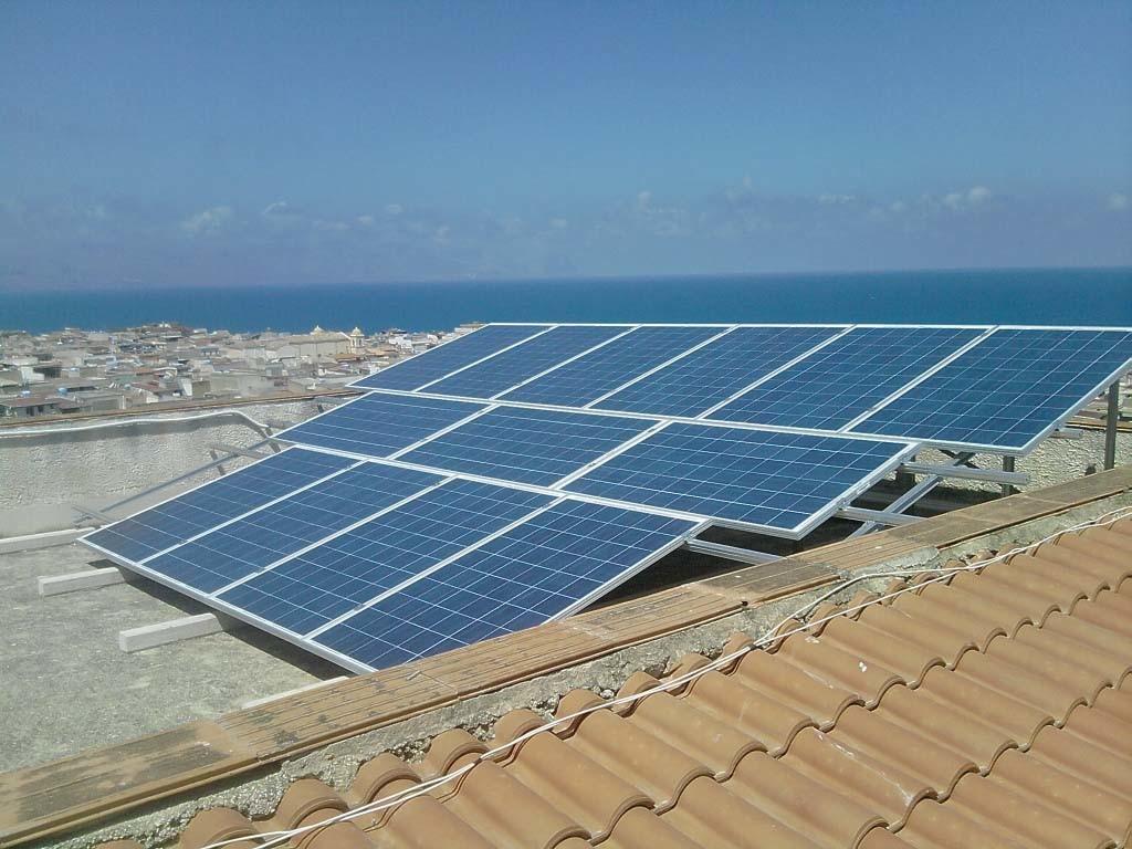 balestrate-fotovoltaico Balestrate Impianti realizzati