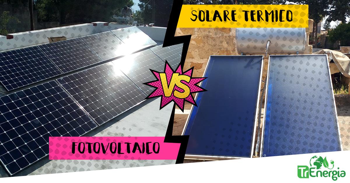 fotovoltaico-vs-solare-termico Approfondimenti