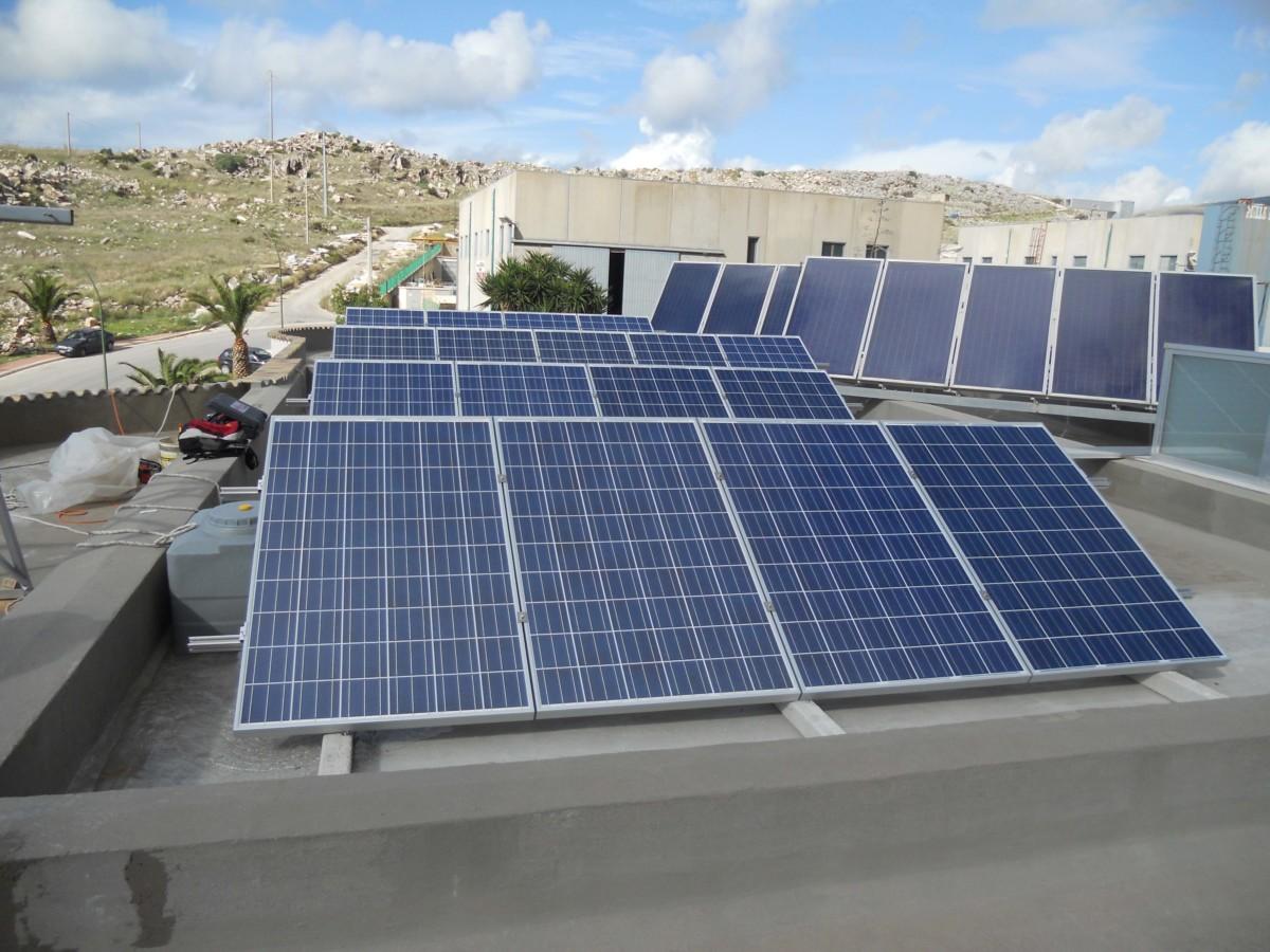 11-fotovoltaico-custonaci Custonaci Impianti realizzati