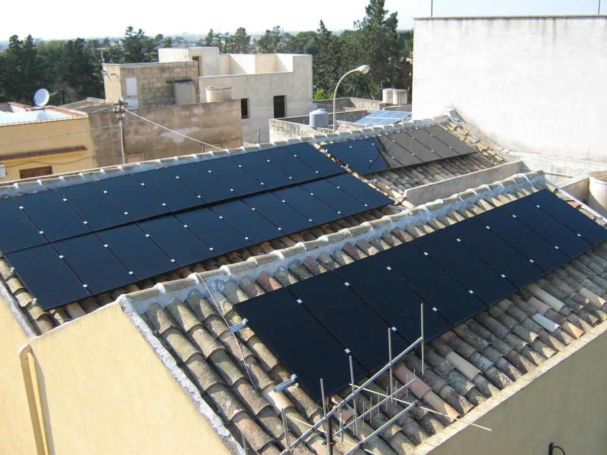 12-fotovoltaico-rilievo Impianti realizzati Rilievo