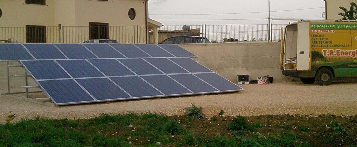 29-fotovoltaico-a-terra-salemi-Croce Impianti realizzati Salemi